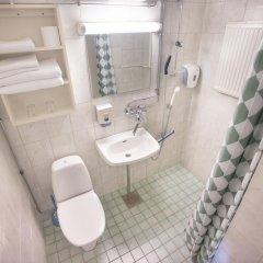 Hotel Milton Ювяскюля ванная