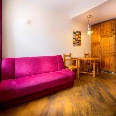 Отель Old Town Kanonia Apartments Польша, Варшава - отзывы, цены и фото номеров - забронировать отель Old Town Kanonia Apartments онлайн комната для гостей фото 2
