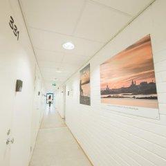 Forenom Hostel Helsinki Pitajanmaki интерьер отеля