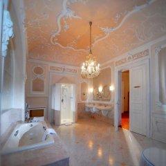 Hotel Bristol Salzburg Зальцбург ванная