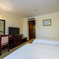 Отель China Mayors Plaza 4* Улучшенный номер с 2 отдельными кроватями фото 2