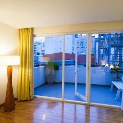 Saigon Hotel 3* Улучшенный номер с различными типами кроватей фото 3