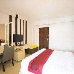 SF Biz Hotel 3* Улучшенный номер с различными типами кроватей фото 6