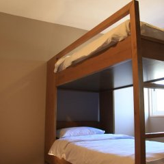 Being Porto Hostel Кровать в общем номере с двухъярусной кроватью фото 7