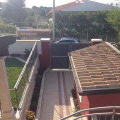 Отель Villa La Scogliera Фонтане-Бьянке балкон