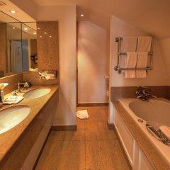 Отель The Pand Hotel Бельгия, Брюгге - 1 отзыв об отеле, цены и фото номеров - забронировать отель The Pand Hotel онлайн ванная фото 2