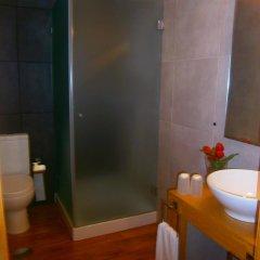 Отель Apartamentos sobre o Douro Стандартный номер двуспальная кровать фото 17