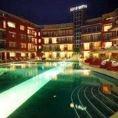 Отель Heaven Lux Apartments Болгария, Солнечный берег - отзывы, цены и фото номеров - забронировать отель Heaven Lux Apartments онлайн бассейн фото 3