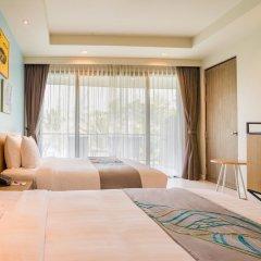 Отель Holiday Inn Resort Krabi Ao Nang Beach 4* Стандартный номер с 2 отдельными кроватями фото 7