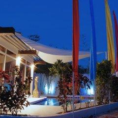 Отель Buddha Villa Колумбия, Сан-Андрес - отзывы, цены и фото номеров - забронировать отель Buddha Villa онлайн бассейн фото 2