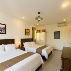 Отель OHANA Garden Boutique Villa 2* Стандартный семейный номер с двуспальной кроватью фото 6