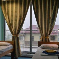 Хостел Оазис Центр Кровать в общем номере с двухъярусной кроватью фото 4