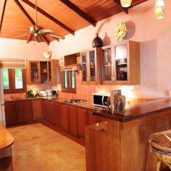 Отель Sandalwood Luxury Villas 5* Люкс с различными типами кроватей фото 6