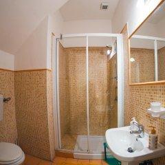 Отель Umberto 33 Пьяцца-Армерина ванная