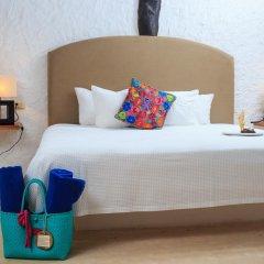 Отель Las Nubes de Holbox 3* Полулюкс с различными типами кроватей фото 6