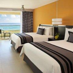 Отель Dreams Huatulco Resort & Spa 4* Номер Делюкс с различными типами кроватей фото 10