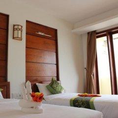 Kiman Hotel 3* Кровать в общем номере с двухъярусной кроватью