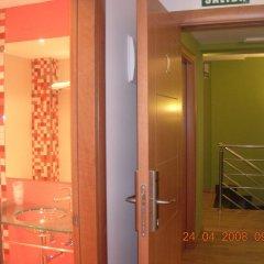 Отель Posada Plaza Mayor de Alaejos ванная