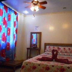 Отель Boracay Breeze Hotel Филиппины, остров Боракай - отзывы, цены и фото номеров - забронировать отель Boracay Breeze Hotel онлайн комната для гостей фото 2