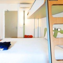 Отель ibis budget Lyon La Part-Dieu 2* Стандартный номер с различными типами кроватей фото 4
