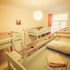 TNT Hostel Moscow Кровать в общем номере с двухъярусными кроватями фото 5