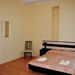 Elegia Hotel 3* Улучшенный номер разные типы кроватей фото 3
