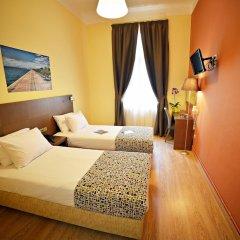 Отель Orestias Kastorias 2* Стандартный номер с различными типами кроватей фото 5