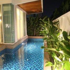 Отель Villa Alia бассейн