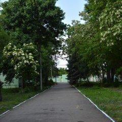 Гостиница Zeleny Kampus парковка