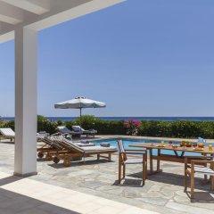 Отель Belvedere Beachfront Villa бассейн фото 3