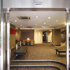 Отель MYSTAYS PREMIER Akasaka Япония, Токио - отзывы, цены и фото номеров - забронировать отель MYSTAYS PREMIER Akasaka онлайн фитнесс-зал фото 2