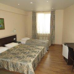 Гостиница Кристалл комната для гостей фото 4