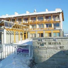 Отель Viva Maria Zakopane парковка