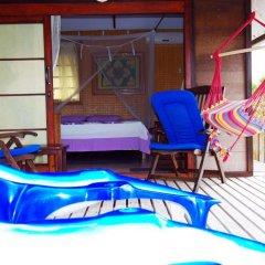 Отель Miki Miki Lodge бассейн фото 2
