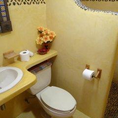 Отель Casa Adriana 3* Бунгало с различными типами кроватей