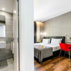 Отель Exe Ramblas Boqueria 3* Стандартный номер с различными типами кроватей фото 6