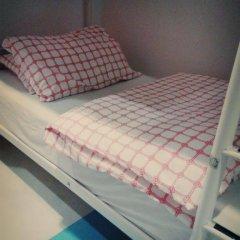 Отель Drop Inn Singapore Кровать в женском общем номере с двухъярусной кроватью фото 5