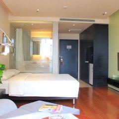 GreenPark Hotel Tianjin 4* Номер Делюкс фото 5