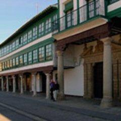 Отель Casa Rural Santa Maria Del Guadiana Сьюдад-Реаль парковка
