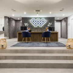 Отель Allegro Madeira-Adults Only Португалия, Фуншал - отзывы, цены и фото номеров - забронировать отель Allegro Madeira-Adults Only онлайн интерьер отеля фото 3