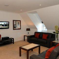 Отель Fountain Court Apartments - Grove Executive Великобритания, Эдинбург - отзывы, цены и фото номеров - забронировать отель Fountain Court Apartments - Grove Executive онлайн комната для гостей фото 3