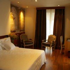 Gran Hotel La Perla 5* Номер Делюкс фото 7