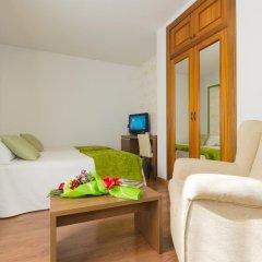 Отель Apolo Испания, Аинса - отзывы, цены и фото номеров - забронировать отель Apolo онлайн комната для гостей фото 4
