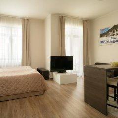 Апартаменты VALSET от AZIMUT Роза Хутор Студия с двуспальной кроватью фото 3