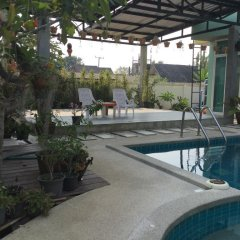 Отель Saranya River House бассейн фото 3