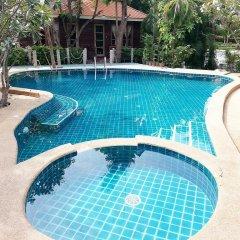Отель Deeden Pattaya Resort 3* Бунгало Делюкс с различными типами кроватей фото 7