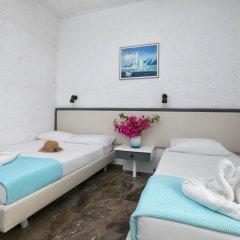 Отель Gorgona 3* Стандартный номер с различными типами кроватей фото 17