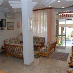 Отель Levante Италия, Риччоне - отзывы, цены и фото номеров - забронировать отель Levante онлайн интерьер отеля фото 2
