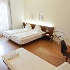 Отель Goldener Schlüssel 3* Стандартный номер с различными типами кроватей фото 3