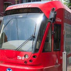 Kaya Madrid Hotel городской автобус